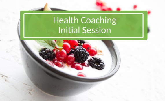 Health coaching, Nutriiton